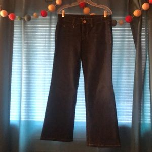 Size 4 Ann Taylor boot cut jeans